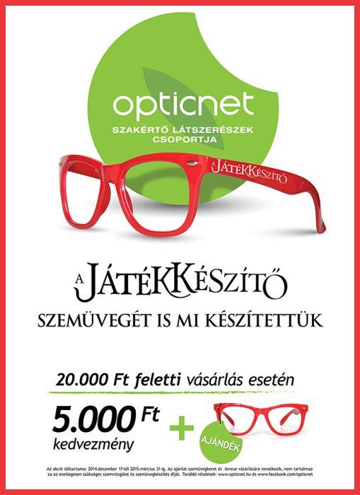 A Játékkészítő szemüvege