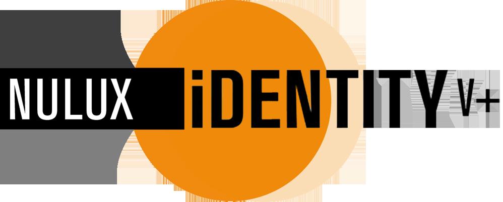 Nulux iDentity V+ logo