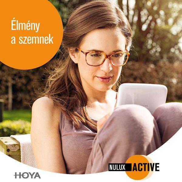 Hoya Nulux Active lencse