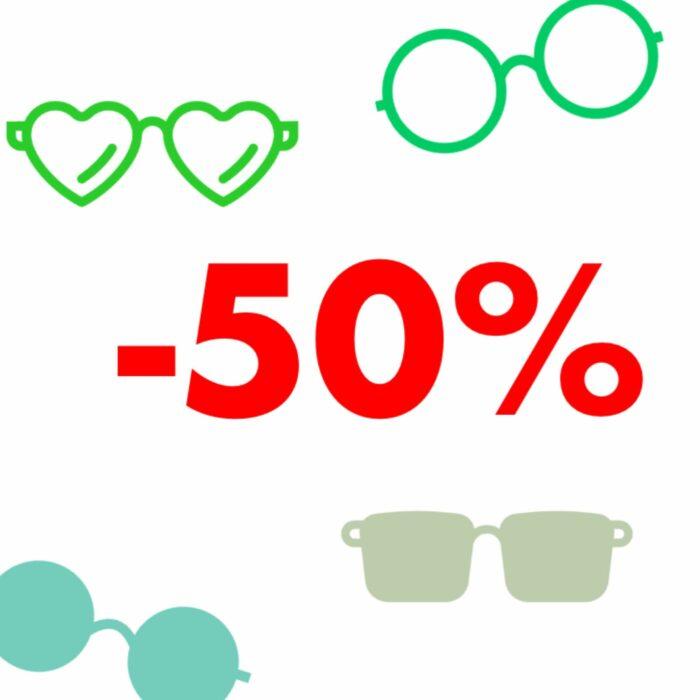 Hoya egyfókuszú vékonyított szemüveglencse akció