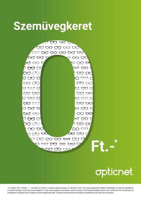 Zöld szerda Vásárold új szemüveged óriási kedvezménnyel csak egy napig Az akció időtartama: Minden hónap 3. szerdáján További információ: Zöld szerda